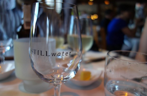 Stillwater glass